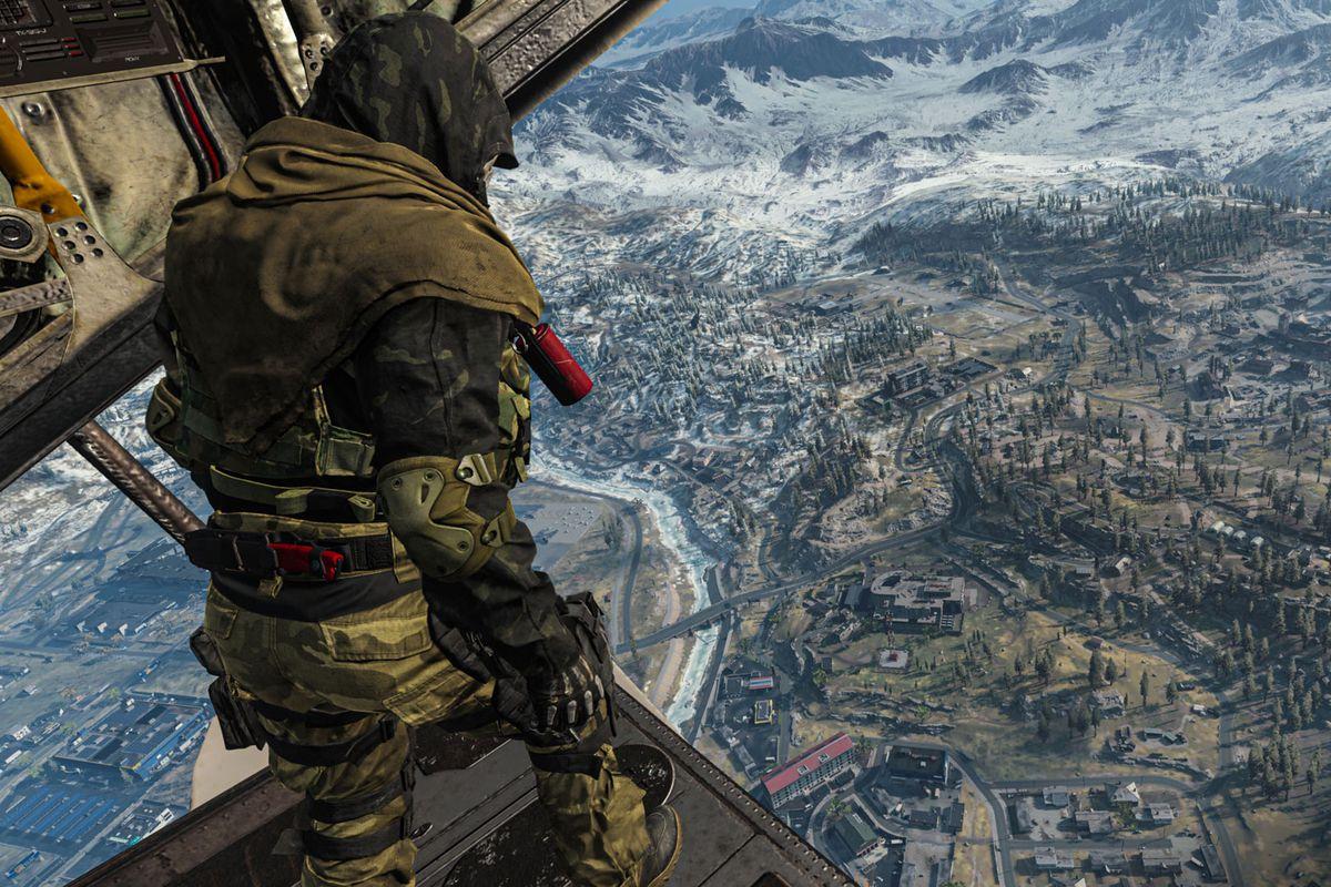Скриншот игры Call of Duty