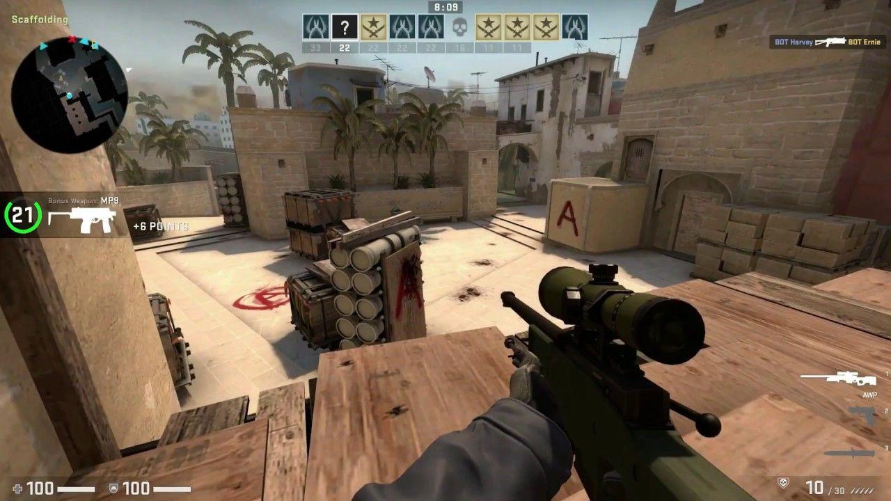 Скриншот игры Counter Strike